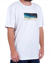 Land of the Lost Tee White