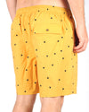 Triangle Short Mustard