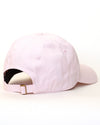 Salmon Dad Hat Pink