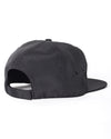 Salmon Volley Hat Black