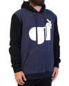 Super Juicy Hood Black/Navy