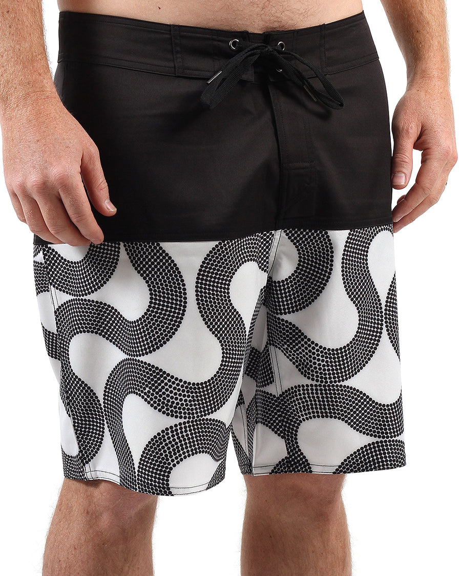 Serpent Short Black