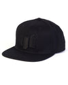 Big Bite 3D Snapback Black