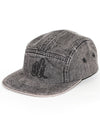 Denim Dan 5 Panel Hat