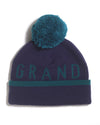 Striptease Beanie Navy