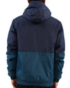 Trainer Jacket Navy/Green