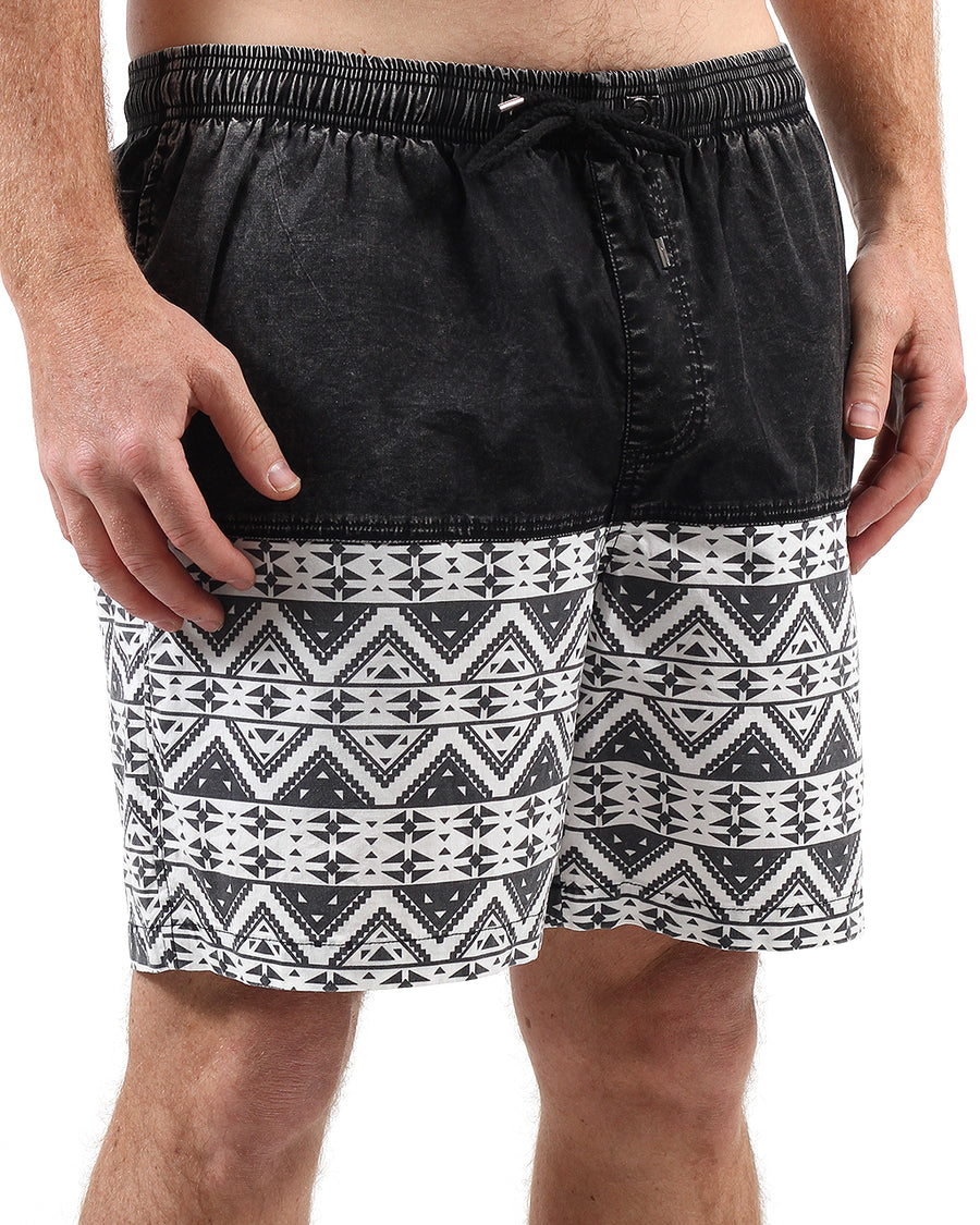 Aztec Short Black