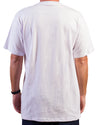 Pizza Tee White