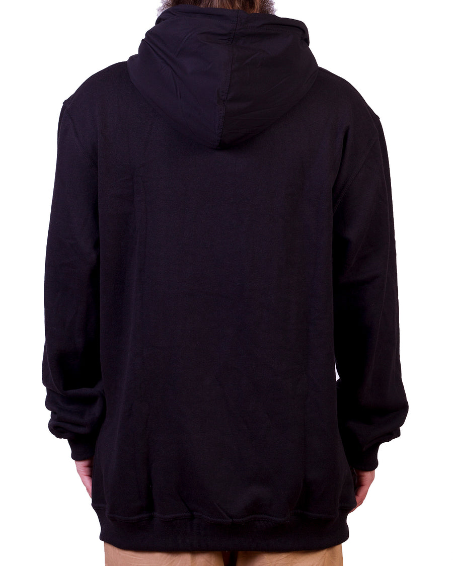 Space Invader Hood Black