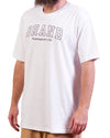 College Tee White