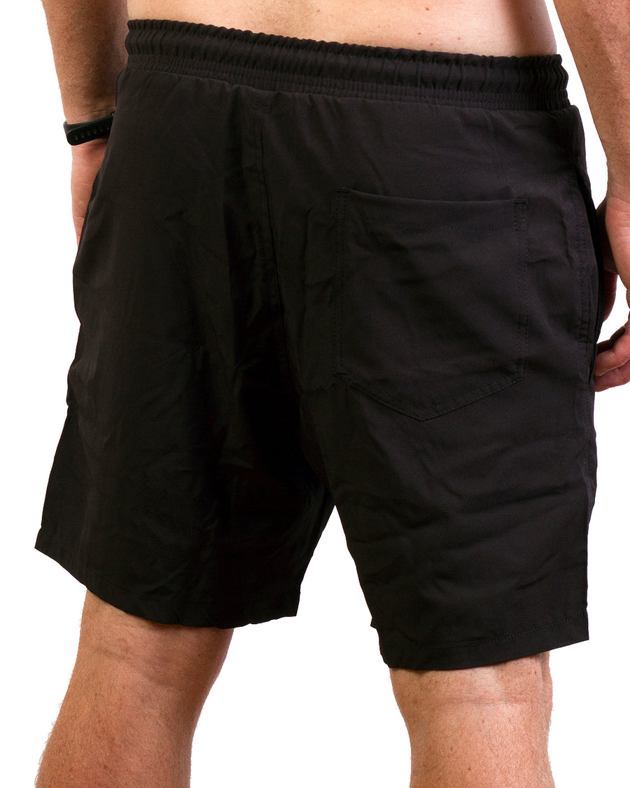 Frills Short Black