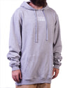 Inception Hood Grey Marle
