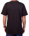 Badge Tee Black