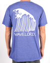 Wavelord Tee Misty Blue
