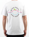 Apple Tee White