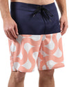 Serpent Short Peach