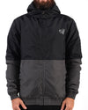 Trainer Jacket Black/Grey