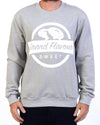 Sweet Treat Crew Grey Marl