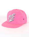 Miami Vice Volley Hat Pink