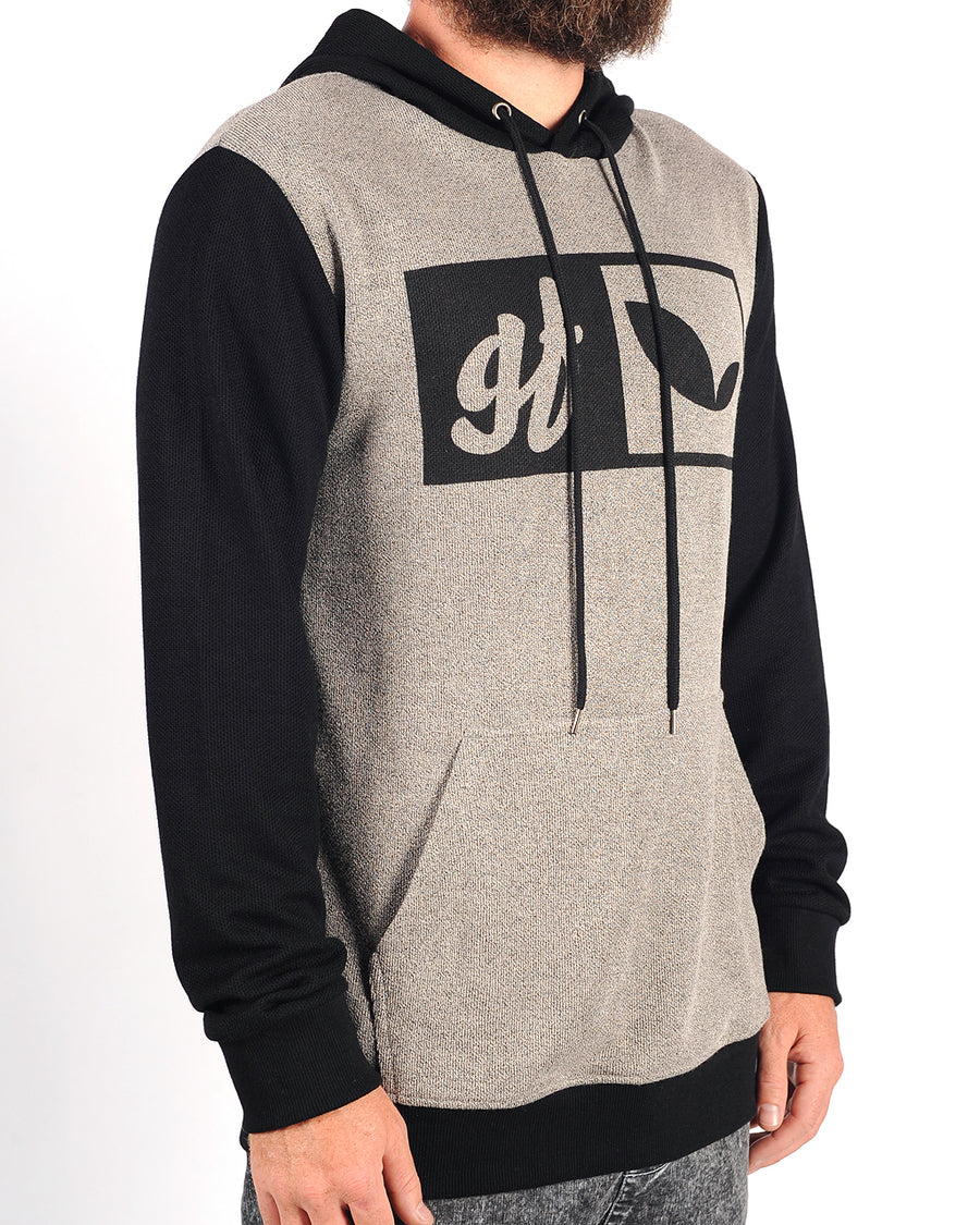 Eclipse Pullover Black/Grey