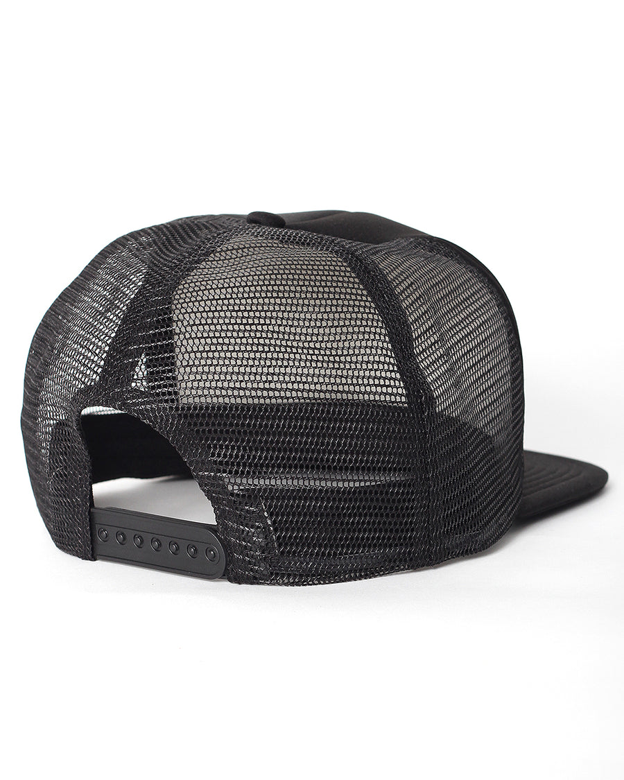 Fresh & Tasty Trucker Hat Black