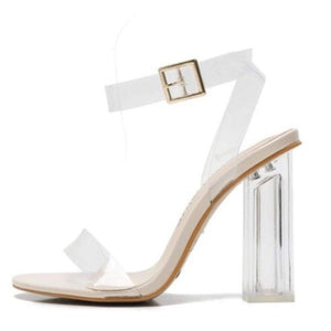 Jocelyn Clear Heel Ciara Jonee'