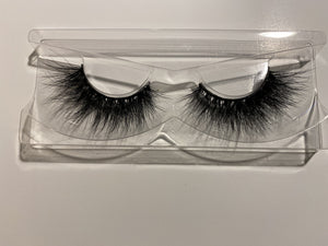 "The ""Sassy"" Mink Lashes Ciara Jonee'"