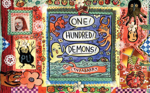One! Hundred! Demons!-Lynda Barry