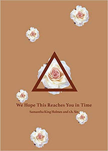 We Hope This Reaches You in Time, by Samantha King Holmes and r.h. sin