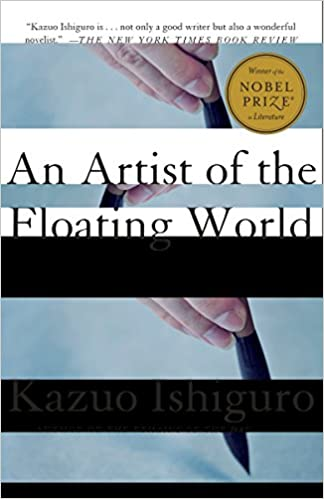 An Artist of the Floating World, by Kazuo Ishiguro