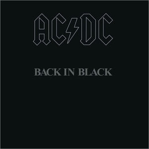 Back in Black-AC/DC
