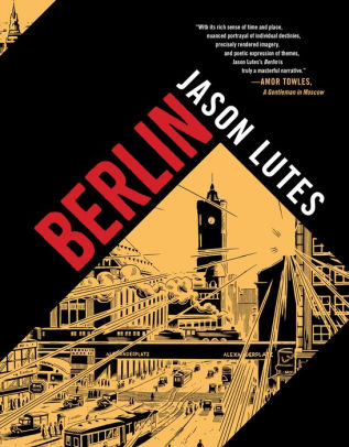 Berlin-Jason Lutes