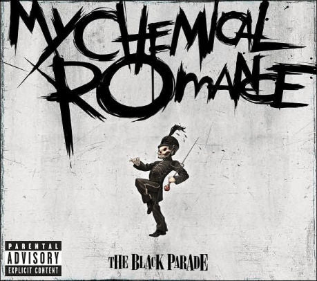 The Black Parade-My Chemical Romance