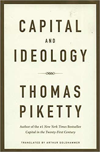 Capital and Ideology, By Thomas Piketty