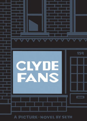 Clyde Fans-Seth