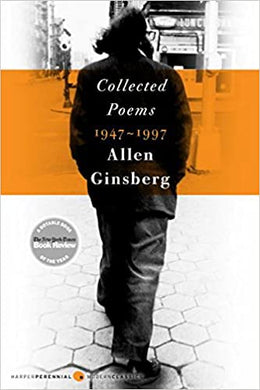 Collected Poems 1947-1997 by Allen Ginsburg