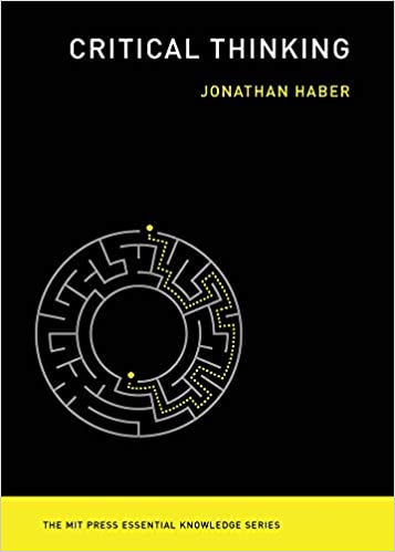 Critical Thinking, by Jonathan Haber