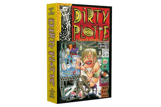 Dirty Plotte-Julie Doucet