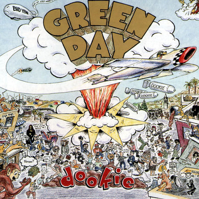 Dookie-Green Day