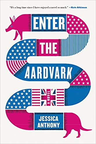 Enter the Aardvark, by Jessica Anthony