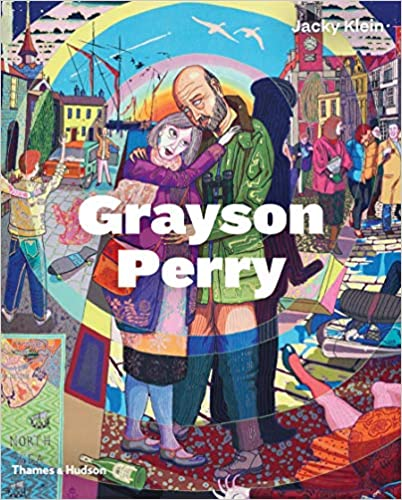 Grayson Perry by, Jacky Klein