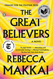 Great Believers, by Rebecca Makkai
