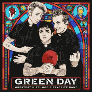 Greatest Hits: God's Favorite Band-Green Day
