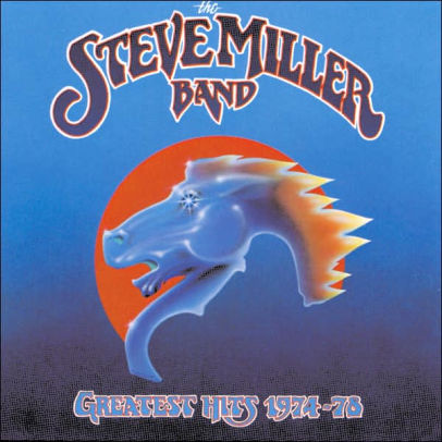 Greatest Hits 1974-78-Steve Miller Band