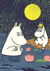 Moomin: The Deluxe Lars Jansson Edition-Jars Lansson