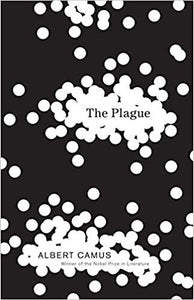 Plague, by Albert Camus (Back in stock March 31)
