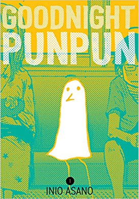 Goodnight Punpun, Vol. 1, by Inio Asano