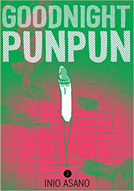 Goodnight Punpun, Vol. 2, by Inio Asano