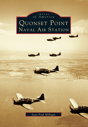 Quonset Point, Naval Air Station, by Sean Paul Milligan