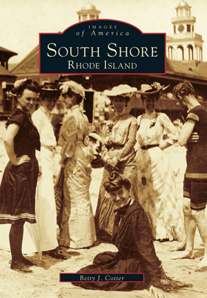 South Shore, Rhode Island, by Betty J. Cotter